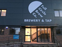Full Circle Brew Co Tap Room
