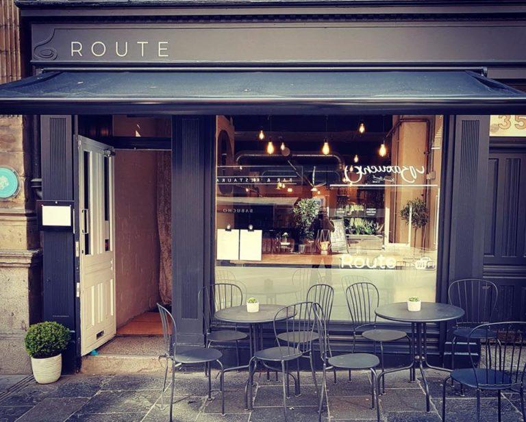 Newcastle Restaurants - English